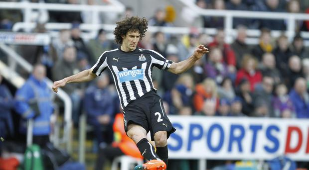 Fabricio Coloccini will remain at Newcastle until 2017