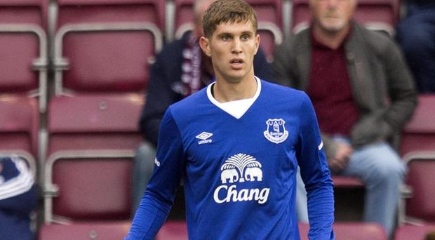 Everton's John Stones has been pursued by Chelsea this summer