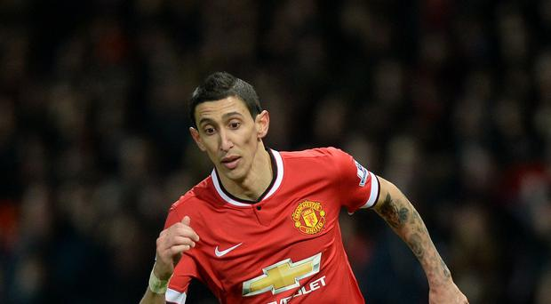 Angel di Maria is on his way to PSG after just one year at United