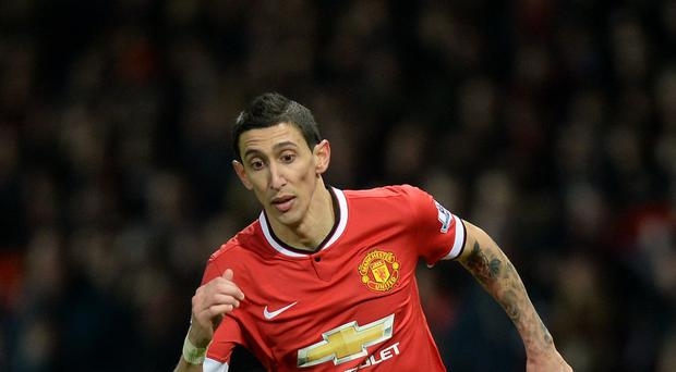 Angel Di Maria has completed his move to PSG