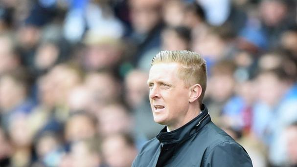 Garry Monk has hopes of being named England boss one day