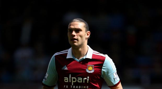 Andy Carroll could be back playing by the end of August