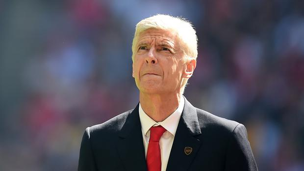 Arsenal manager Arsene Wenger is confident ahead of the new season