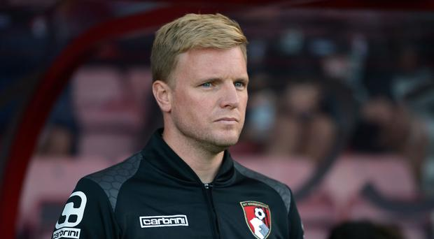 Eddie Howe wants his Bournemouth team to show the Premier League what they are capable of