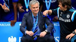 Jose Mourinho has extended his stay at Stamford Bridge