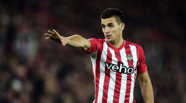 Dusan Tadic, pictured, will come up against former boss Steve McClaren this weekend