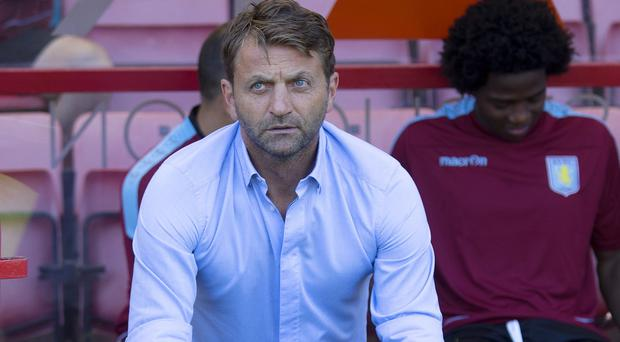 Tim Sherwood is trying to get his squad to gel quickly