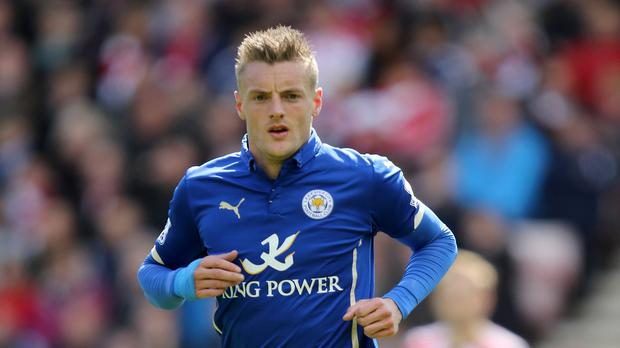 Jamie Vardy has apologised for a
