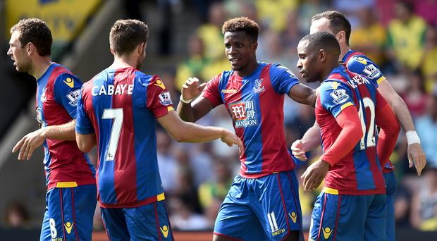 Crystal Palace got their season off to a winning start at Norwich