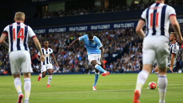 Yaya Toure impressed in a comfortable Manchester City win