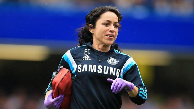 Eva Carneiro's role at Chelsea is understood to be changing