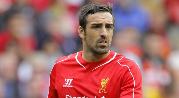 Jose Enrique joined Liverpool from Newcastle in 2011