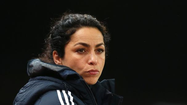 Chelsea team doctor Eva Carneiro has received plenty of support on social media following Jose Mourinho's criticism of her