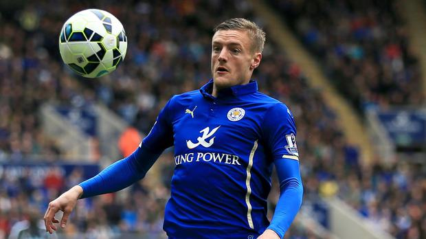 Jamie Vardy has been fined heavily for abusive comments he made at a casino