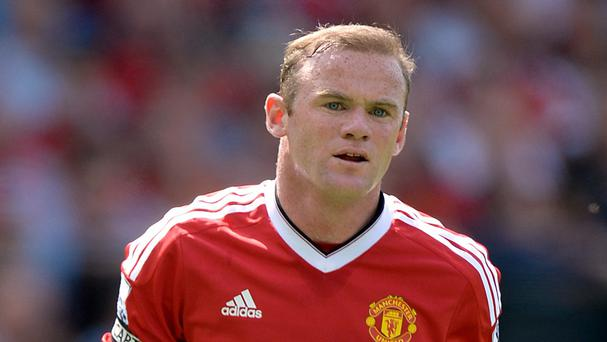 The pressure is on Wayne Rooney to deliver for Manchester United on Friday at Villa Park