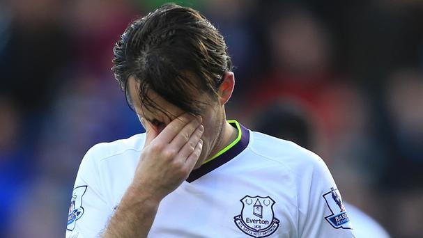 Leighton Baines faces a lengthy absence