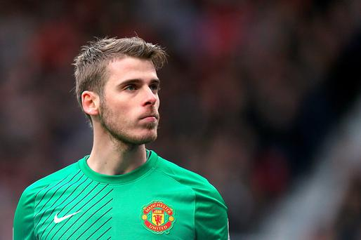 David De Gea has told his coach that he is distracted by all the speculation about his future