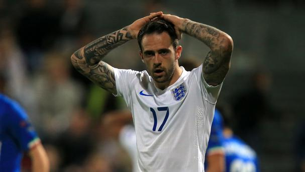 Striker Danny Ings is itching to get his Liverpool career up and running