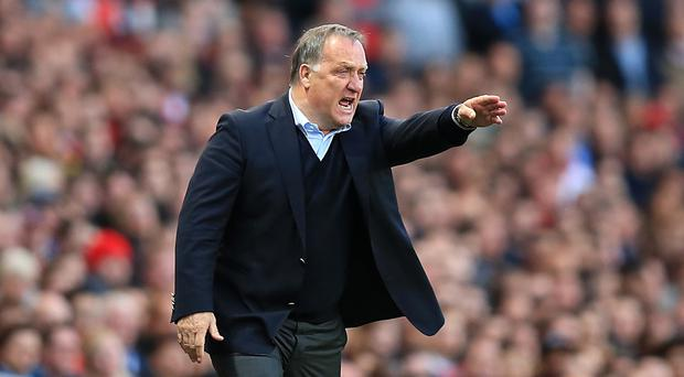Dick Advocaat has issued a warning to his Sunderland team