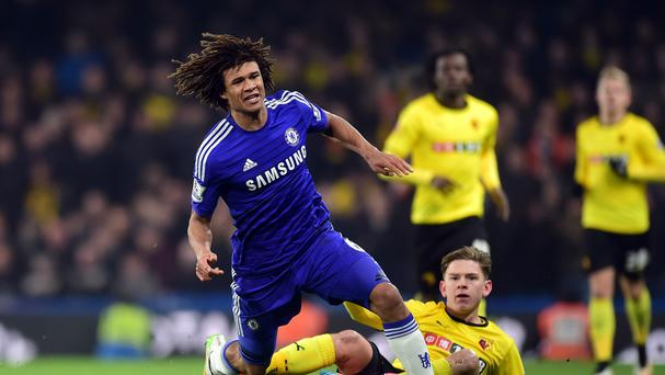 Chelsea's Nathan Ake has joined Watford on loan