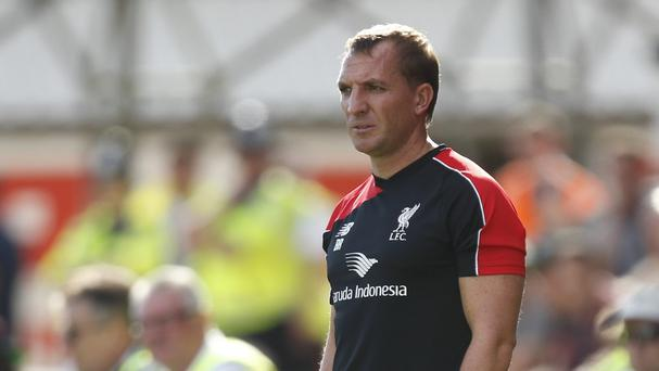 Liverpool manager Brendan Rodgers expects player departures before the end of the month