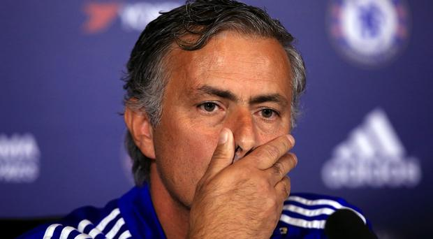 Chelsea manager Jose Mourinho faced his critics on Friday