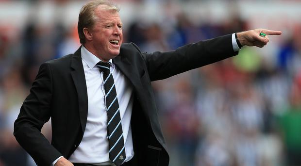 Steve McClaren stresses Newcastle did not try and kick Jefferson Montero out of the game
