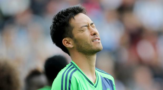 Maya Yoshida admits Southampton must up their game soon