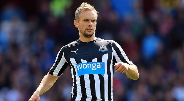 Siem de Jong managed only five senior appearances last season