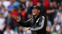 The transfer window cannot close quickly enough for Tony Pulis