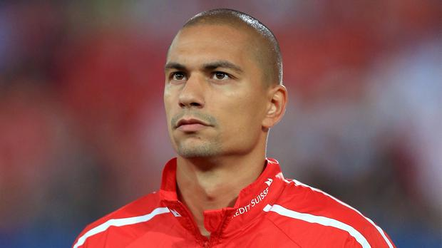 Midfielder Gokhan Inler has joined Leicester from Napoli