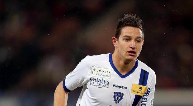 Steve McLaren has hailed the signing of French winger Florian Thauvin