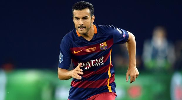 Pedro is a Chelsea player