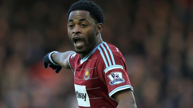 Alex Song appears to be closing in on a return to West Ham