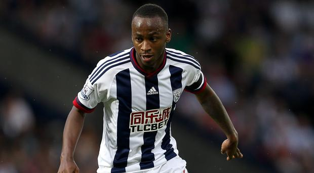 Tottenham have had a bid for West Brom striker Saido Berahino rejected