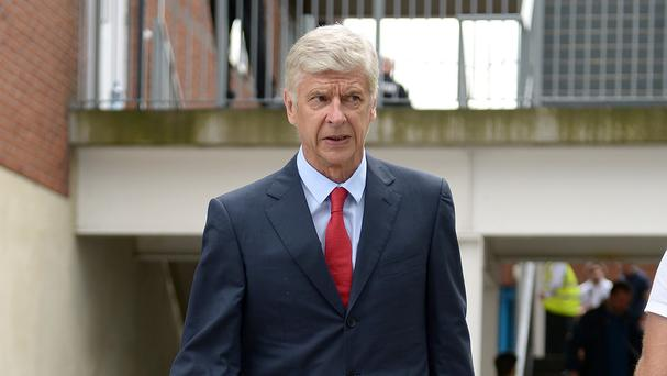 Arsene Wenger remains on the lookout for new talent ahead of the transfer deadline