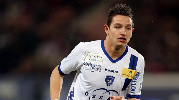 Newcastle's Florian Thauvin will not be weighed down by his £13million price-tag
