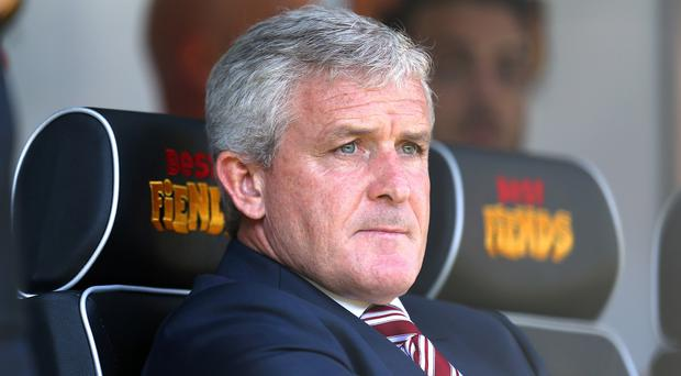 Mark Hughes' side earned a point at Carrow Road