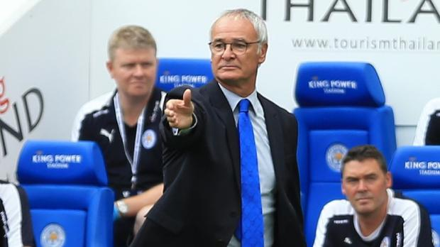 Claudio Ranieri's men are unbeaten in three league games