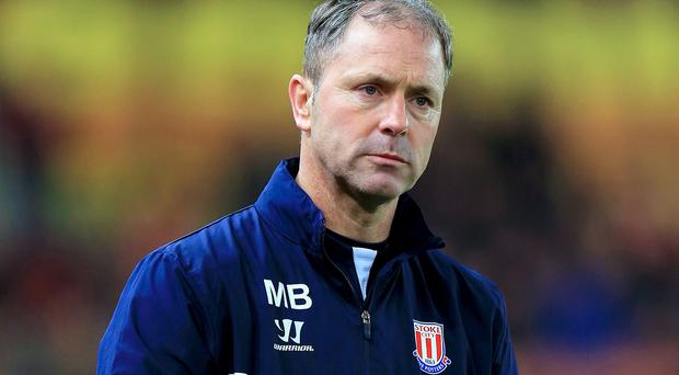 Mark Bowen has been pleased with Stoke's performances despite failing to register a win