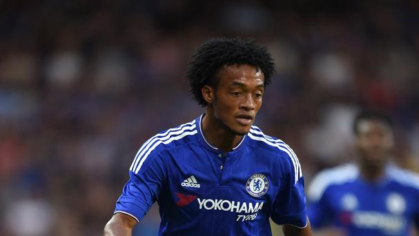 Chelsea's Juan Cuadrado looks set to join Juventus