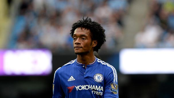 Chelsea's Juan Cuadrado made just four league starts last season
