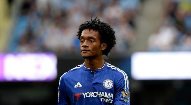 Chelsea's Juan Cuadrado made just four league starts last season.