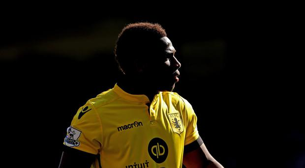 Adama Traore has caught the eye during his two appearances for Villa