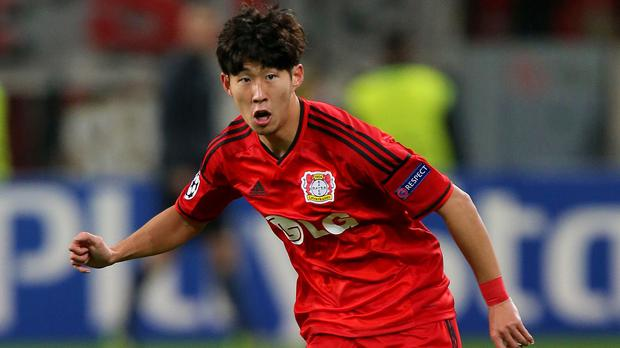 Tottenham have targeted Heung-Min Son to strengthen their attacking options
