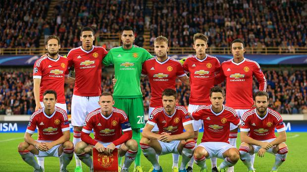 Manchester United are back in the Champions League
