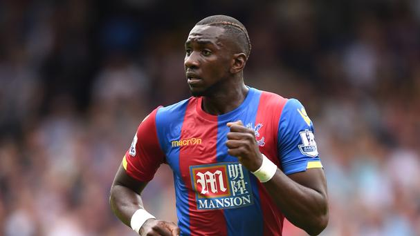 Yannick Bolasie is back in contention for Crystal Palace