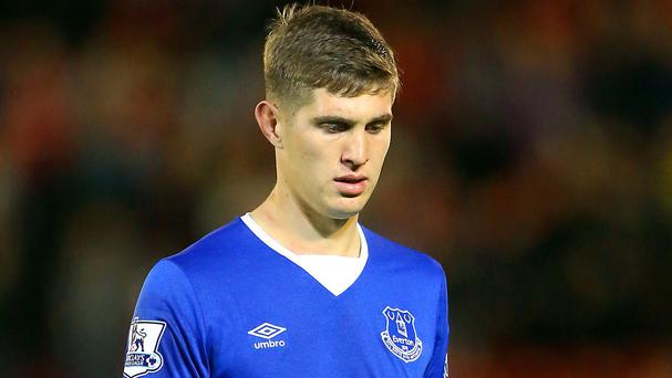 John Stones' transfer request was rejected on Thursday