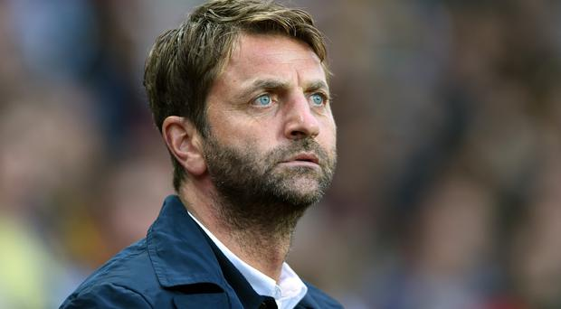 Tim Sherwood has not ruled out late business in the transfer market