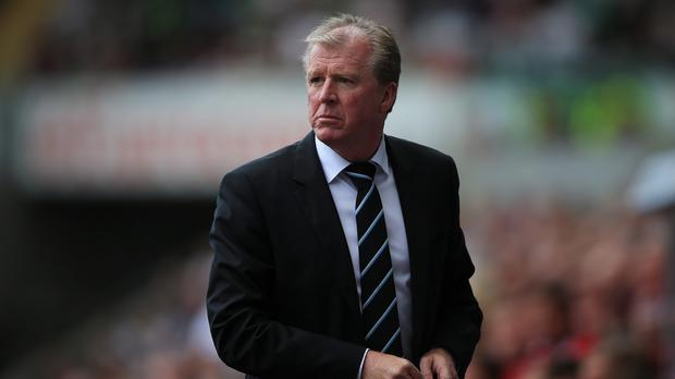 Newcastle head coach Steve McClaren is hoping to hang on to all of his big names